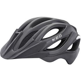 KED Paganini Visor Helmet black matt
